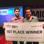 Papumba wins first prize at G-Startup