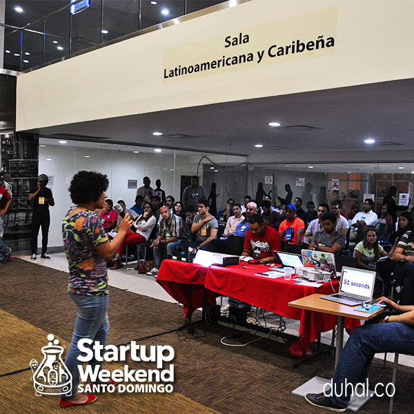 startup weekend santo domingo