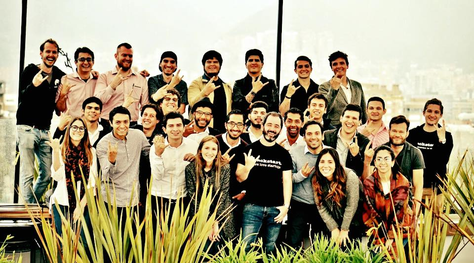 Rockstart launches accelerator program in latam