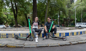 Grin Scooter Startup Mexico City