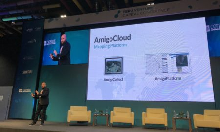 AmigoCloud GIS Startup Mapping Peru