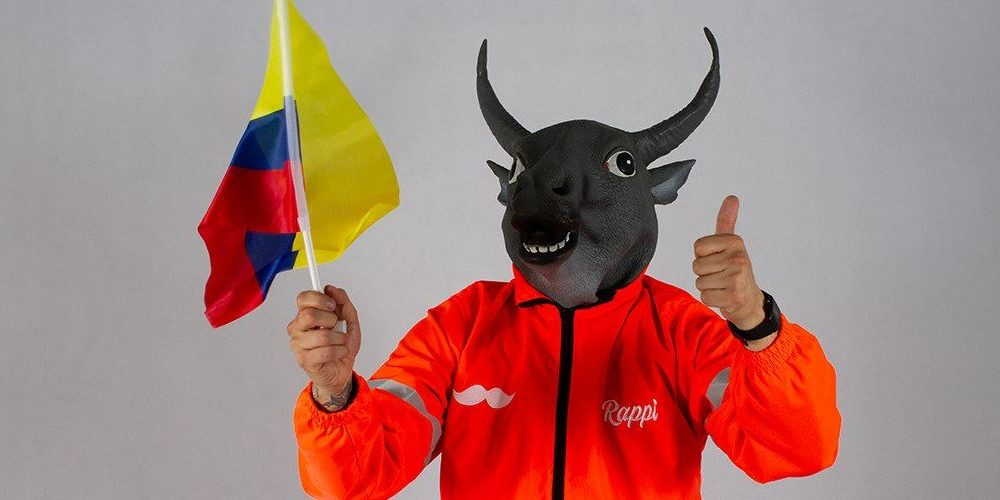 Rappi Colombia Unicorn